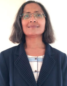 Dr Mina Bobdey